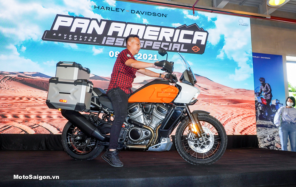 Pan America 1250 Special cao cấp