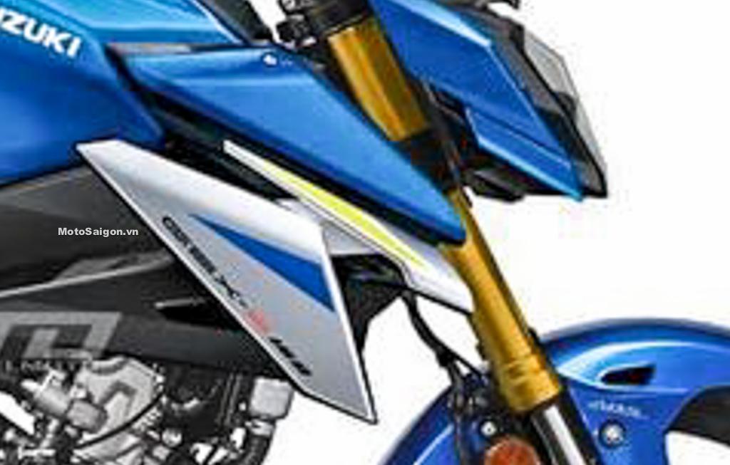 Suzuki GSX-S150 2021 sẽ được lột xác tương tự GSX-S1000