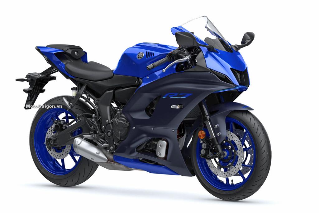 Yamaha R7 giá bán tương đương 203 triệu đồng tại nước ngoài