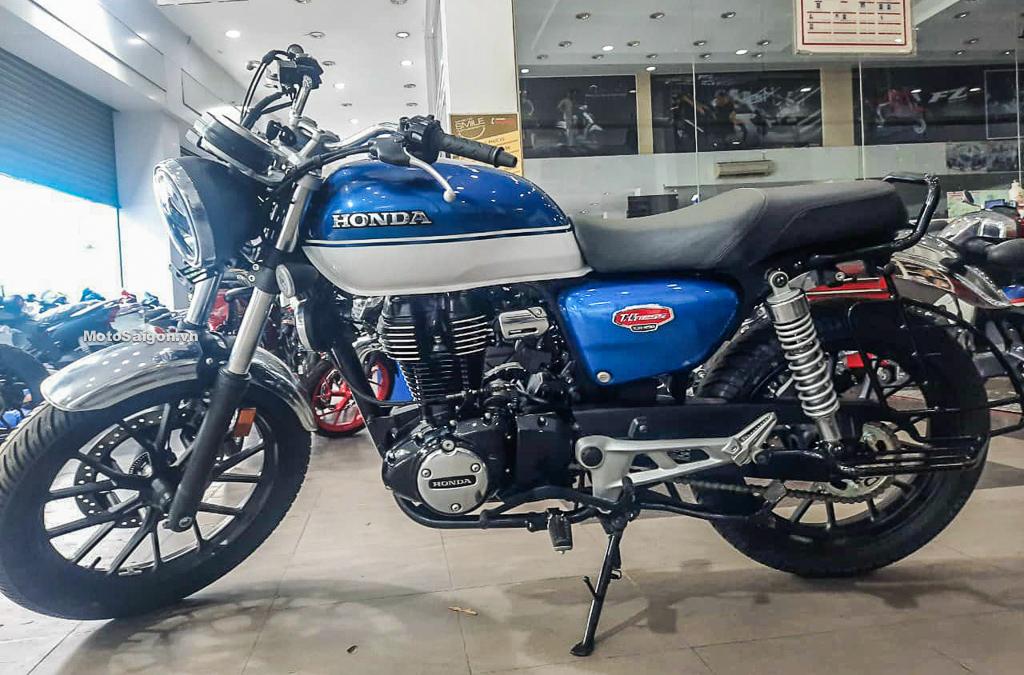 Giá xe Honda CB350 Hness DLX Pro đã được công bố tại Việt Nam