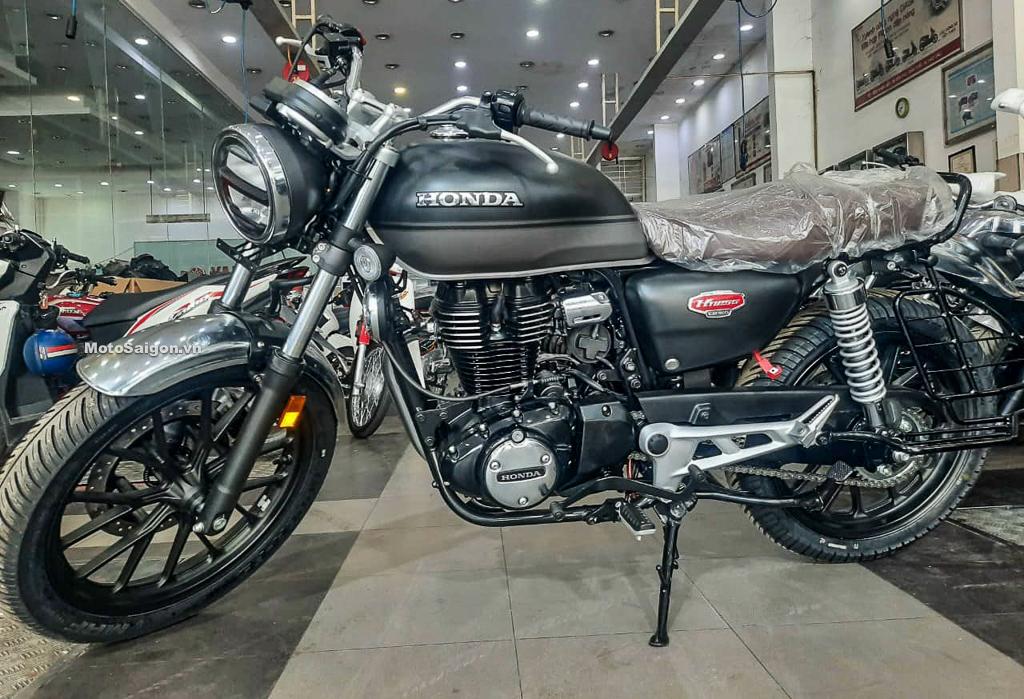 Giá xe Honda CB350 Hness DLX Pro