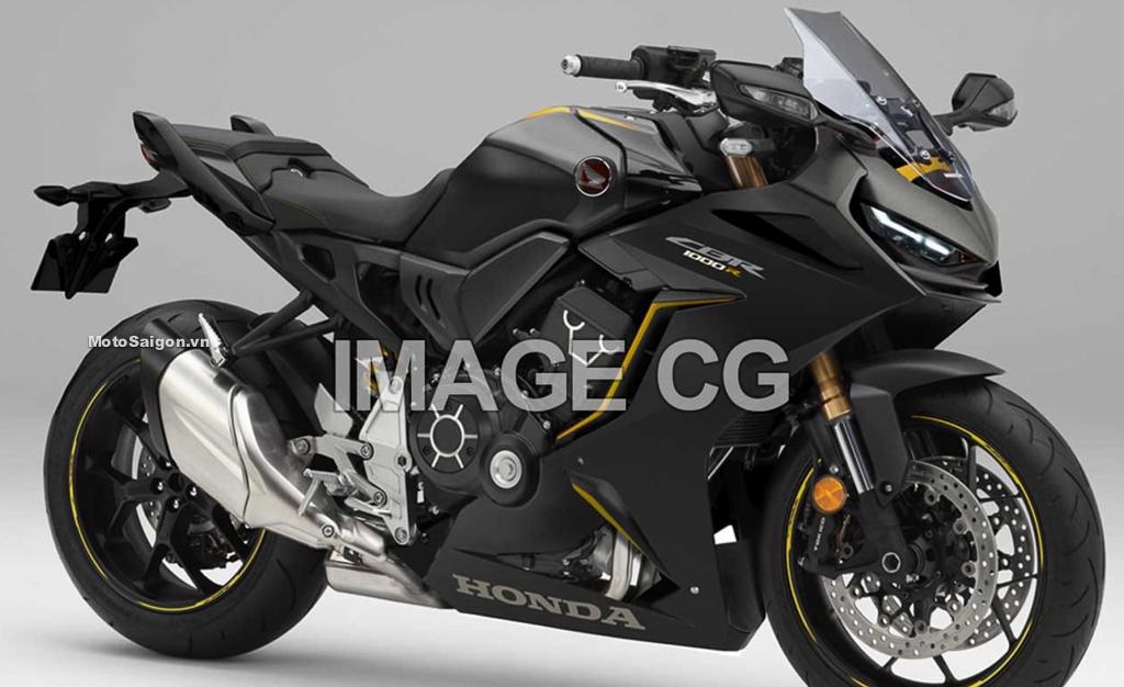 Honda CBR1000R & CB1000X