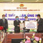 Honda Việt Nam ủng hộ 12 tỷ vào Quỹ vắc xin phòng chống COVID-19