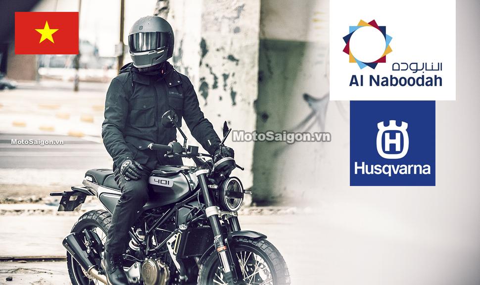 Showroom Husqvarna Việt Nam sẽ khai trương vào tháng 8 với 03 mẫu xe đầu tiên