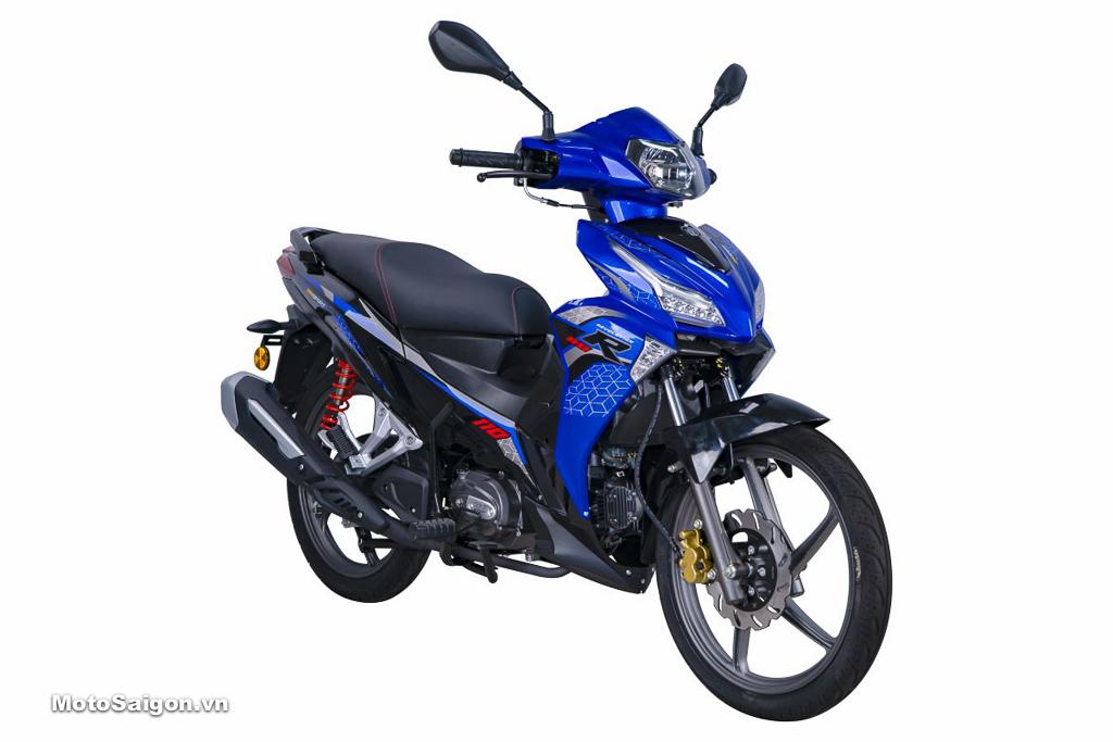 Hãng xe Malaysia ra mắt SM Sport 110R 2021 cạnh tranh Honda Wave