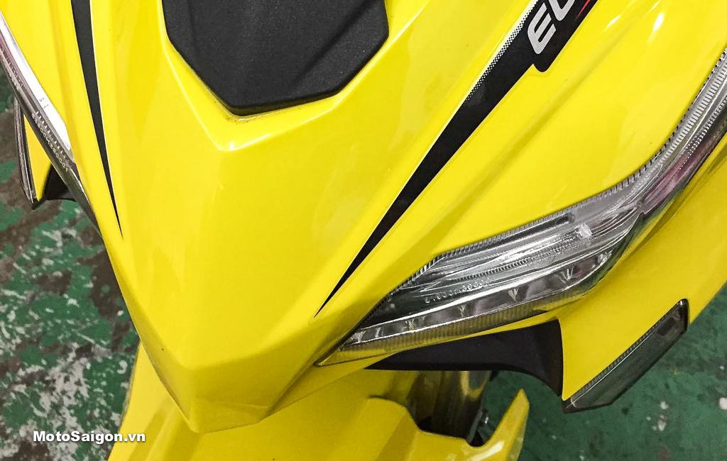 SM Sport 110R xe máy của Malaysia
