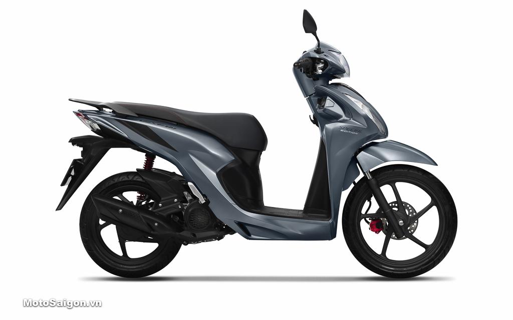 Honda Vision ưu đãi hấp dẫn