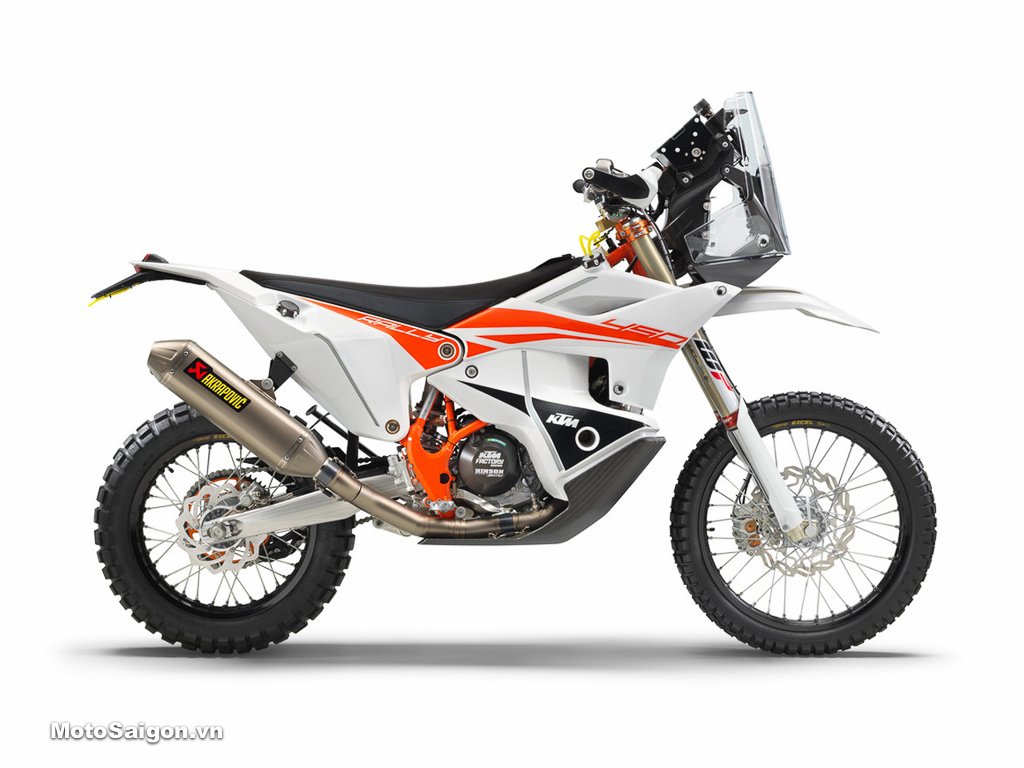KTM 450 Rally 2021 bản Replica của xe đua Dakar Rally đã có giá bán