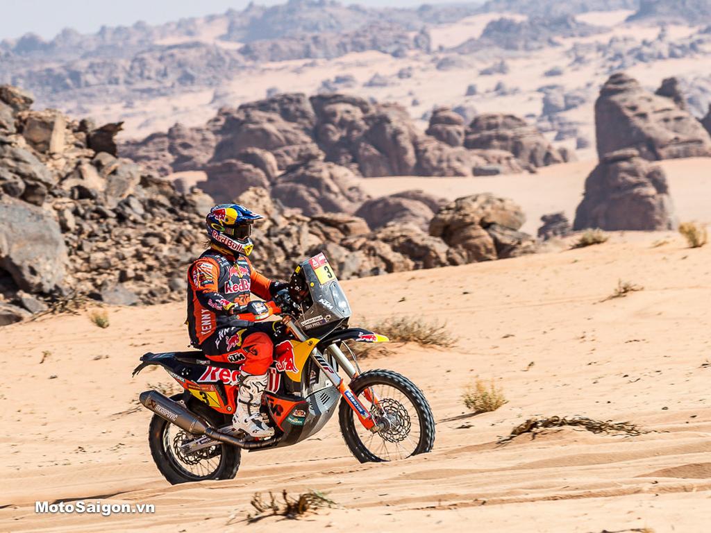 KTM 450 Dakar Rally 2021