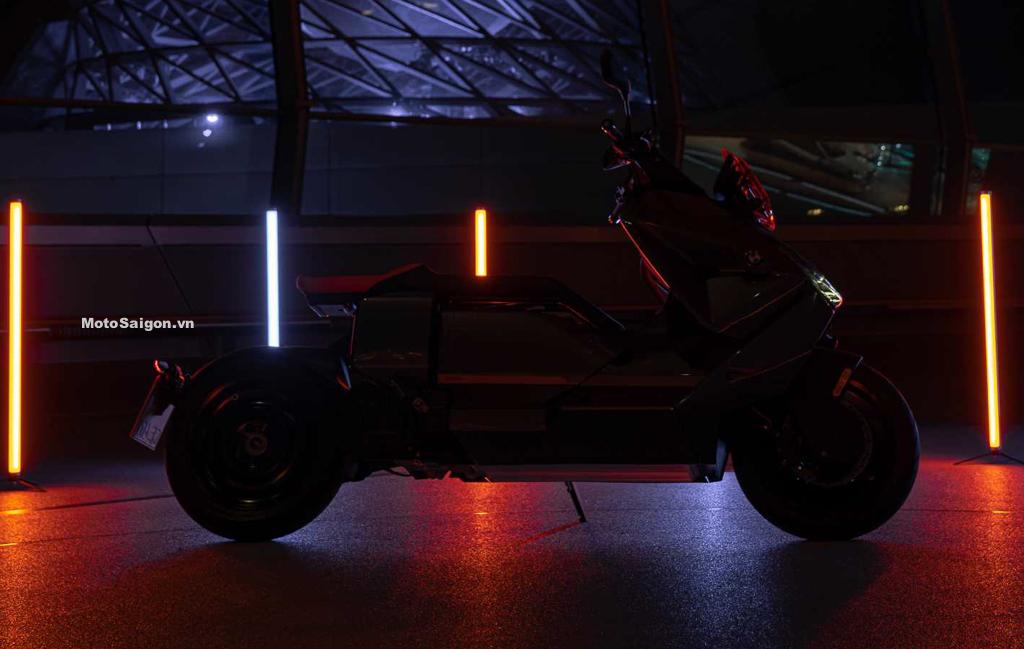 BMW Motorrad chốt ngày ra mắt mẫu xe mô tô điện đầu tiên
