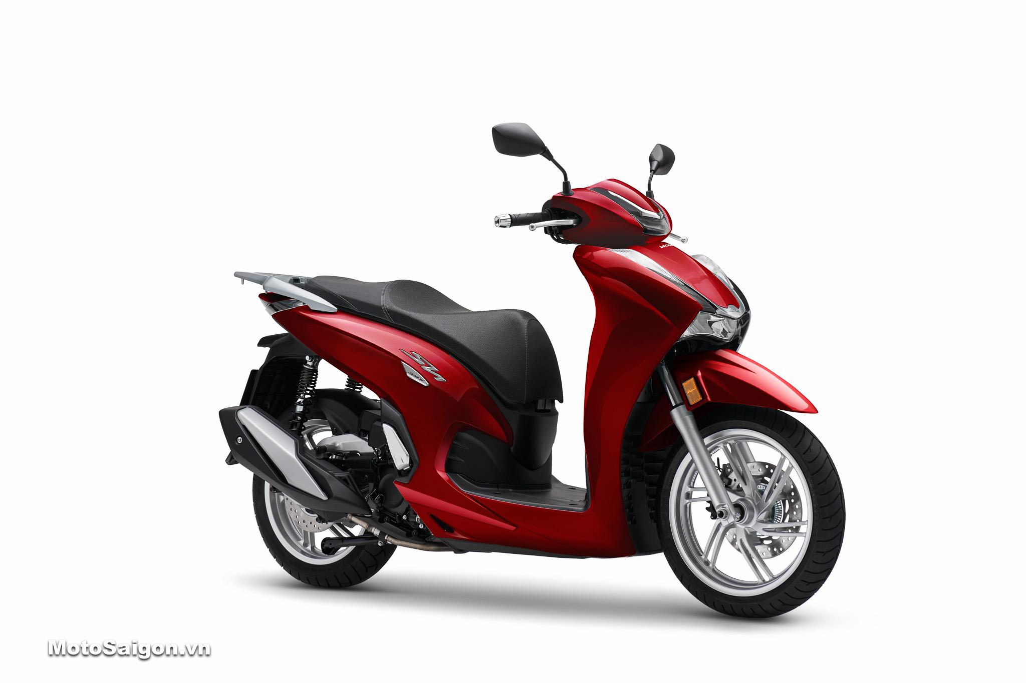 Giá xe Honda Sh350i màu đỏ 2021 chính hãng