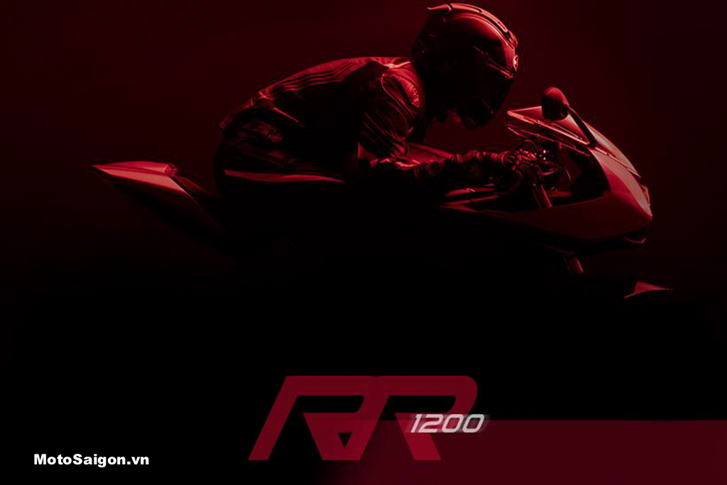 Triumph Speed Triple 1200 RR phiên bản sport-bike của 1200 RS sắp ra mắt