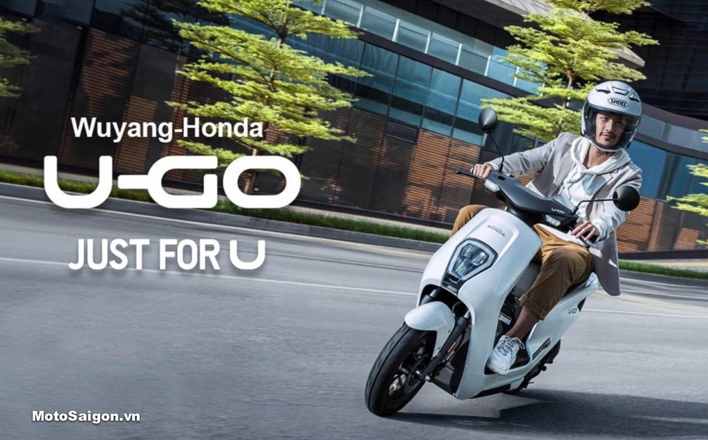 Honda ra mắt xe tay ga điện U-Go giá tương đương 26 triệu đồng
