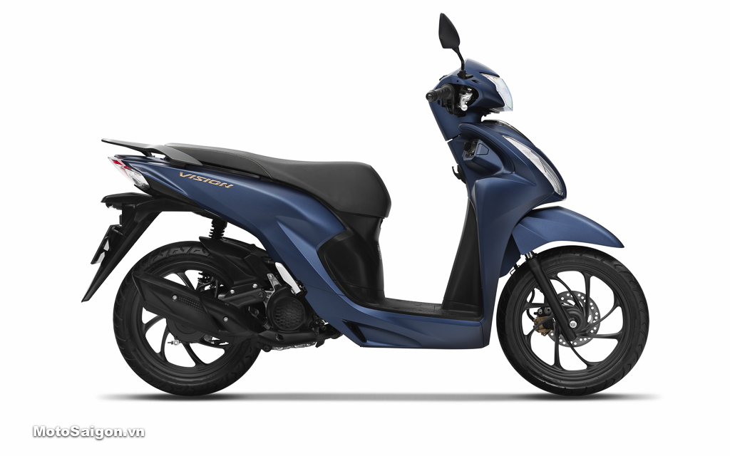 Vision_ Mẫu xe tay ga bán chạy nhất của Honda Việt Nam trong tháng 7.2021