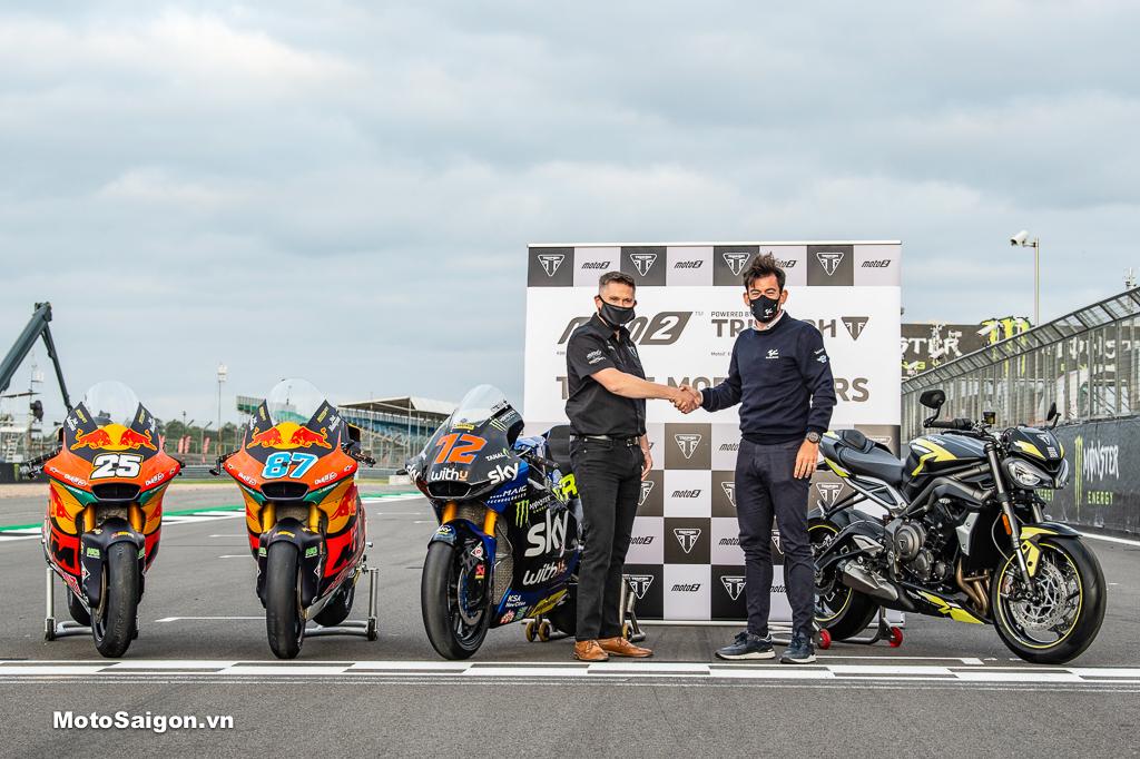 Street Triple RS TTT - Triumph Triple Trophy 2021