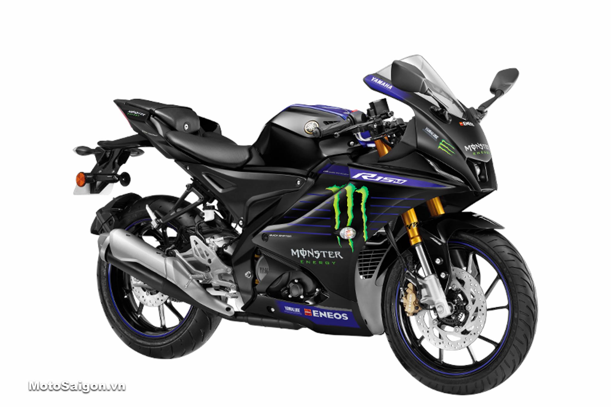 Yamaha R15 v4 Monster Energy MotoGP