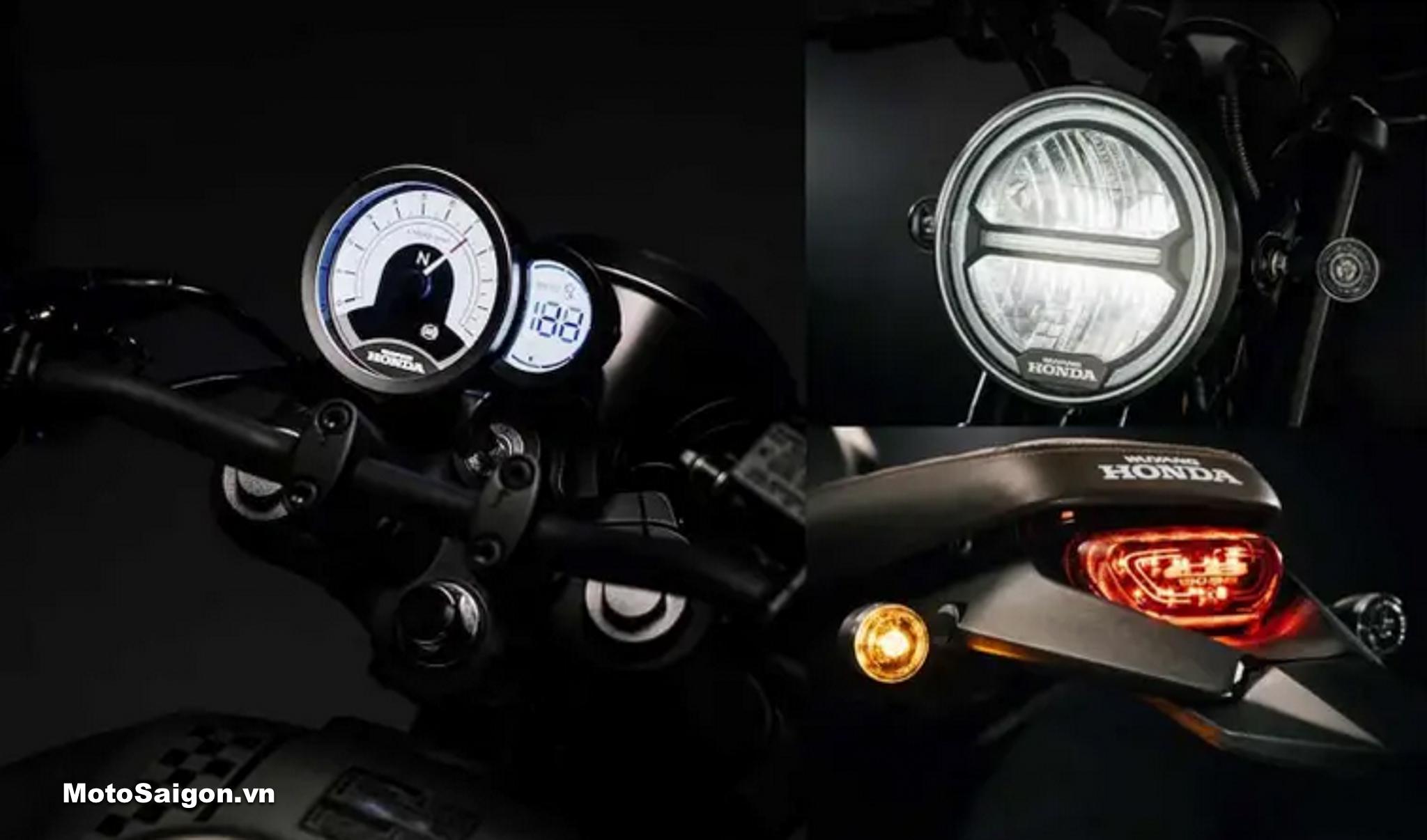 Honda CB190SS 2022 chi tiết hình ảnh giá bán thông số mới nhất