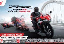 Honda CBR150R 2021 chính hãng kèm giá bán tại Việt Nam