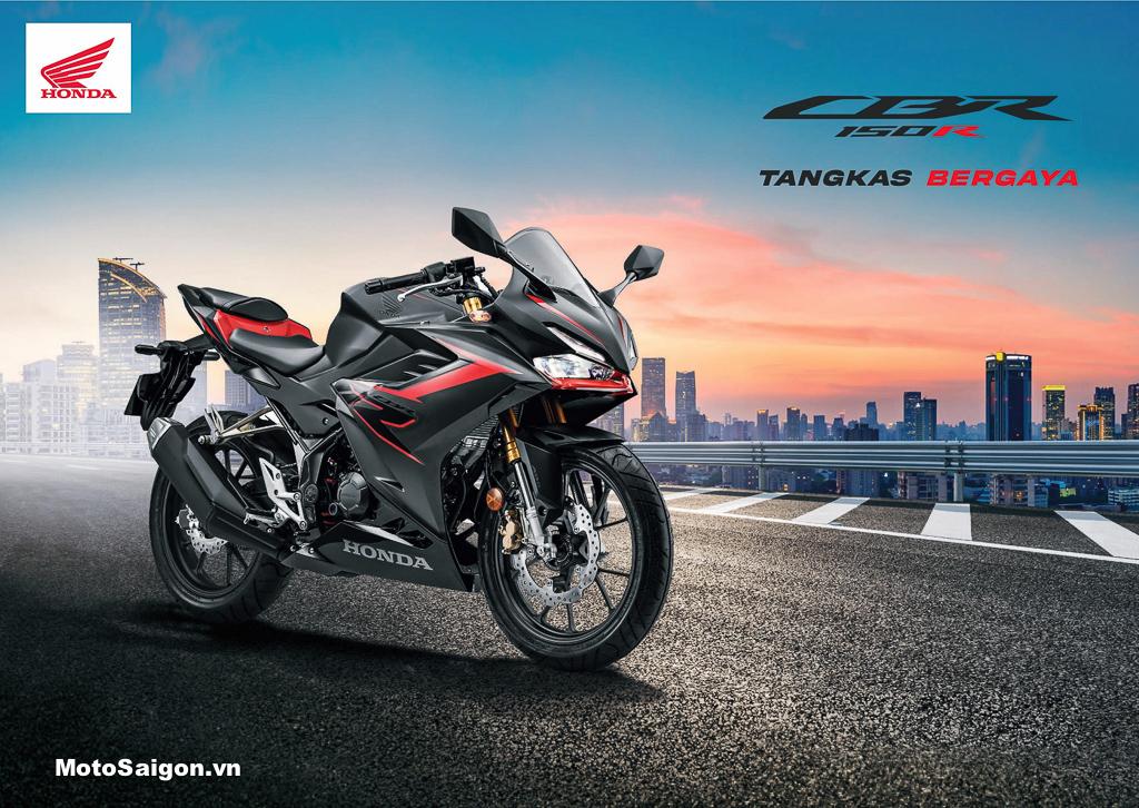 Honda ra mắt CBR150R 2021 tại Malaysia, biker Việt Nam hóng giá chính hãng