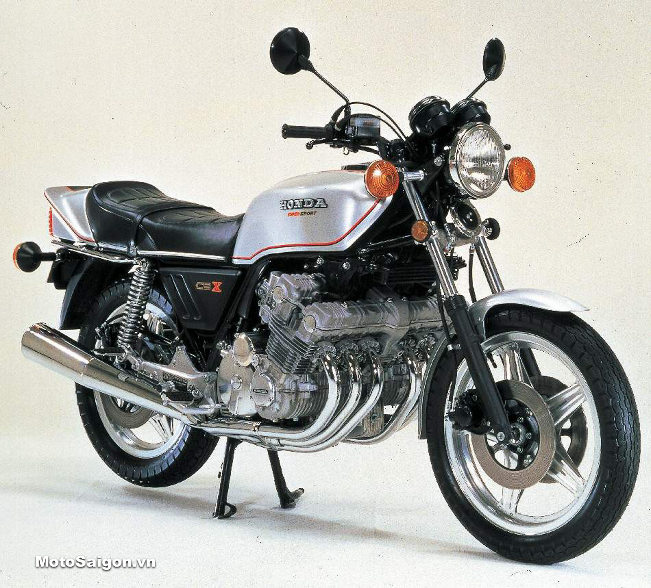 Honda CBX1000 động cơ 6 xilanh độ cực độc