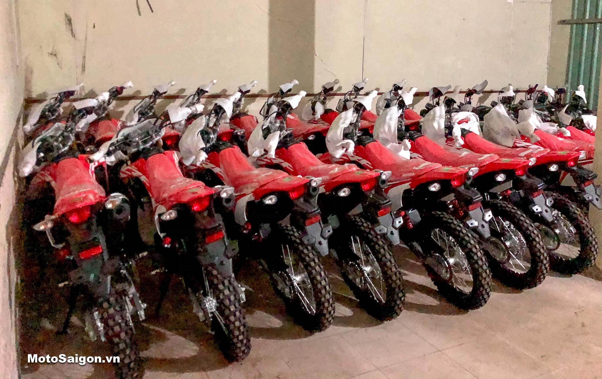 Honda CRF150L 2021 giá bán hấp dẫn