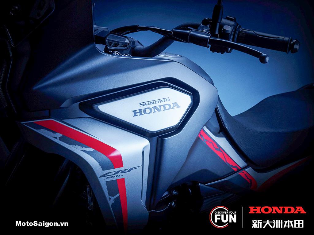 Honda CRF190L biến thể Adventure của CB150R gây sốc vì quá đẹp