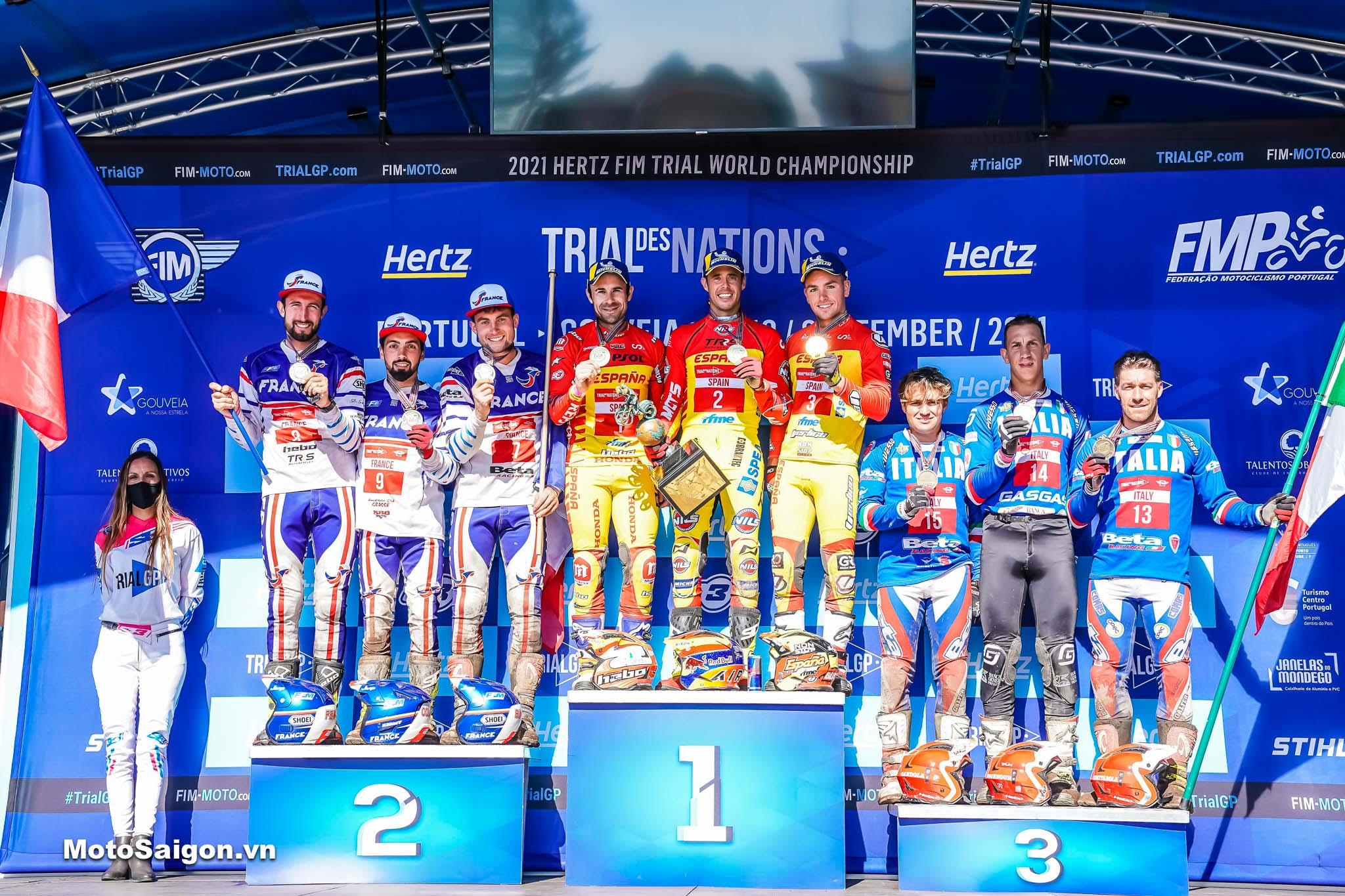 TrialGP_HRC team vô địch