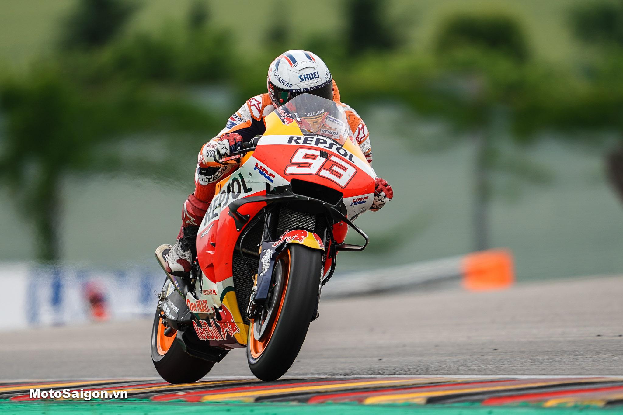 MotoGP_ HVN tự hào tiếp tục là nhà tài trợ đội đua Repsol Honda Team