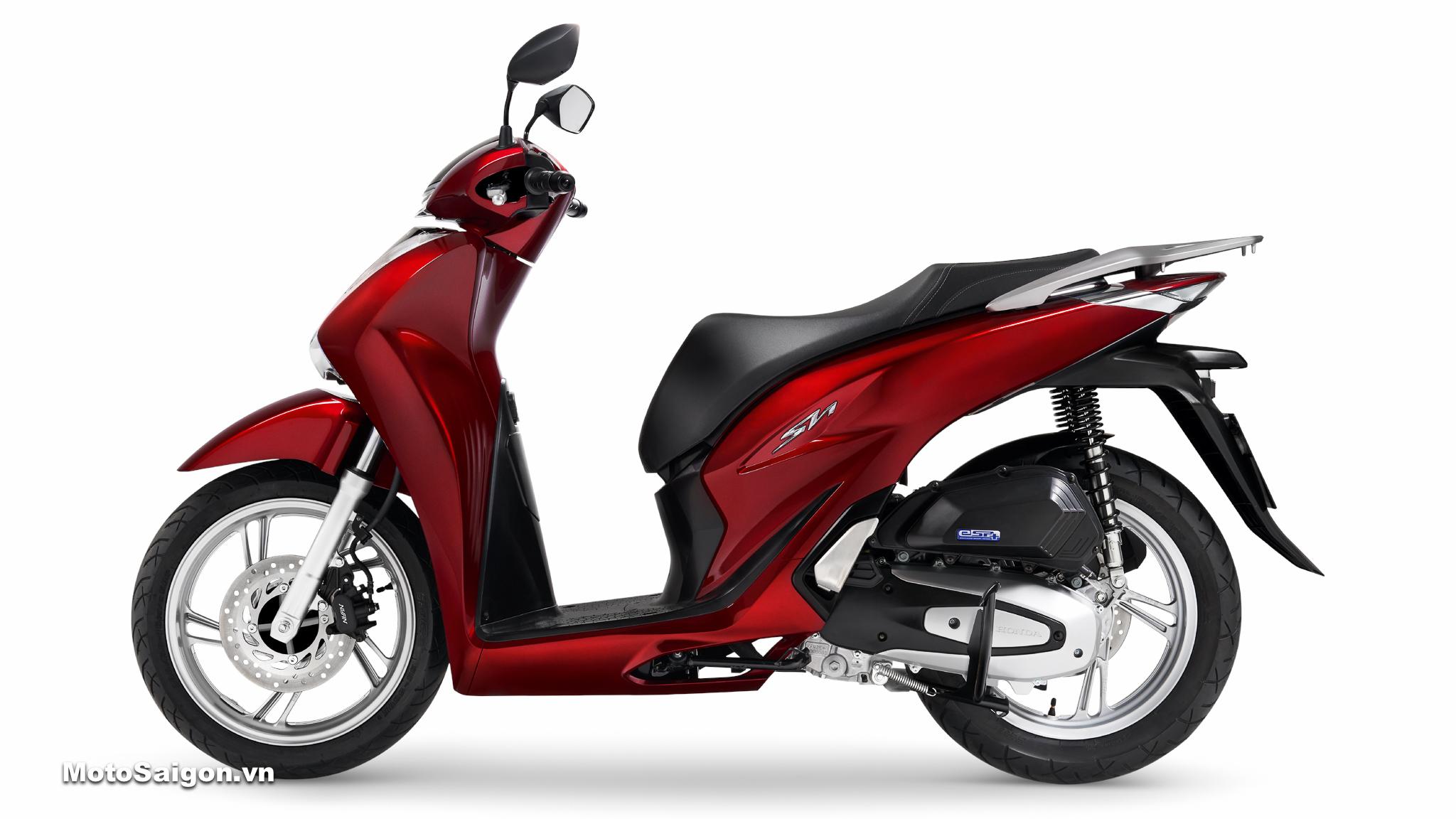 Honda Sh125i Sh150i phiên bản mới 2022
