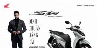 Honda Sh125i Sh150i 2022 phiên bản mới đã có giá bán