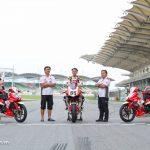 Honda Racing Vietnam là đội đua duy nhất của Việt Nam thi đấu tại các giải quốc tế
