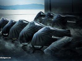 Kawasaki chuẩn bị ra mắt 6 mẫu xe mới sẽ có Z1000 2022?