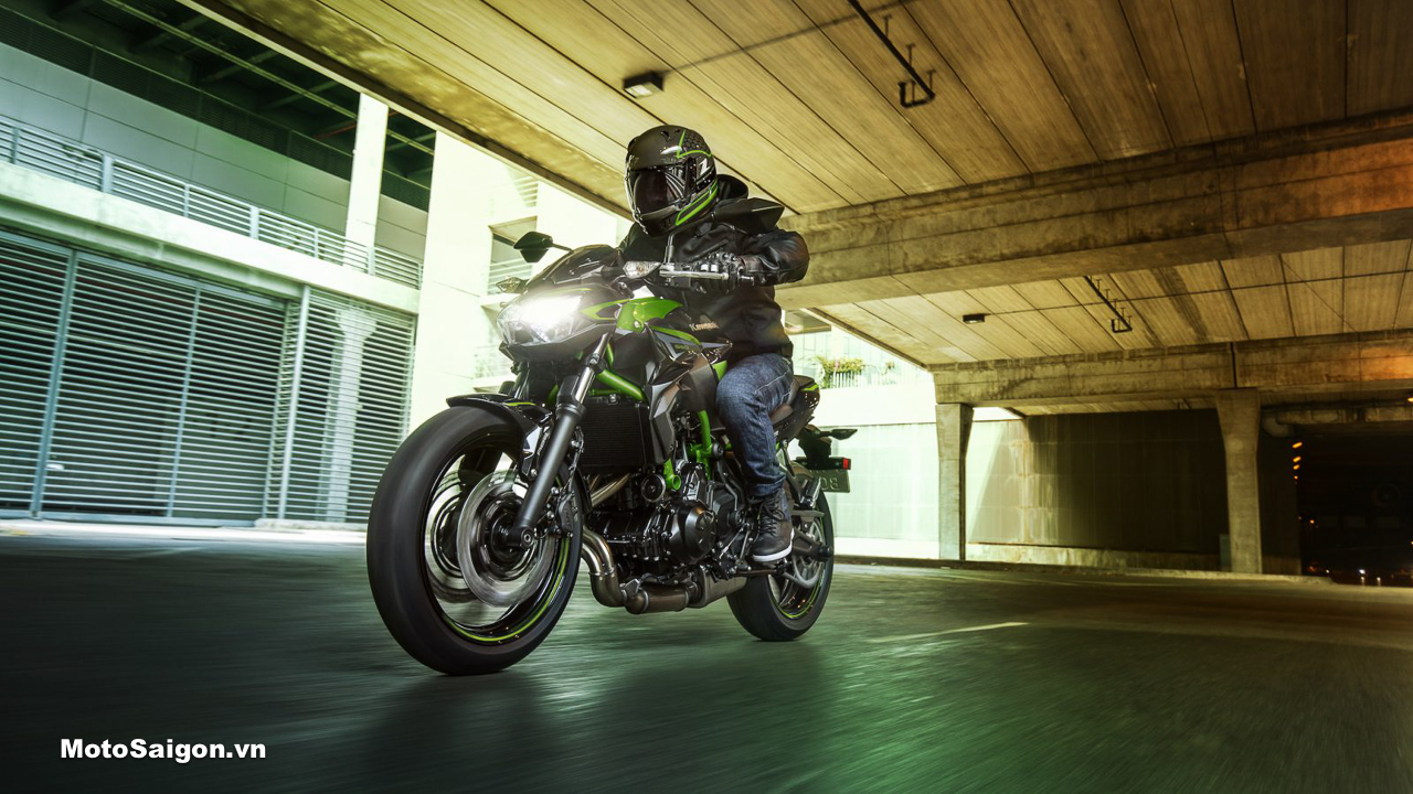 Kawasaki Z650 2022 có thêm 2 bộ kit lựa chọn sắp có giá bán tại Việt Nam