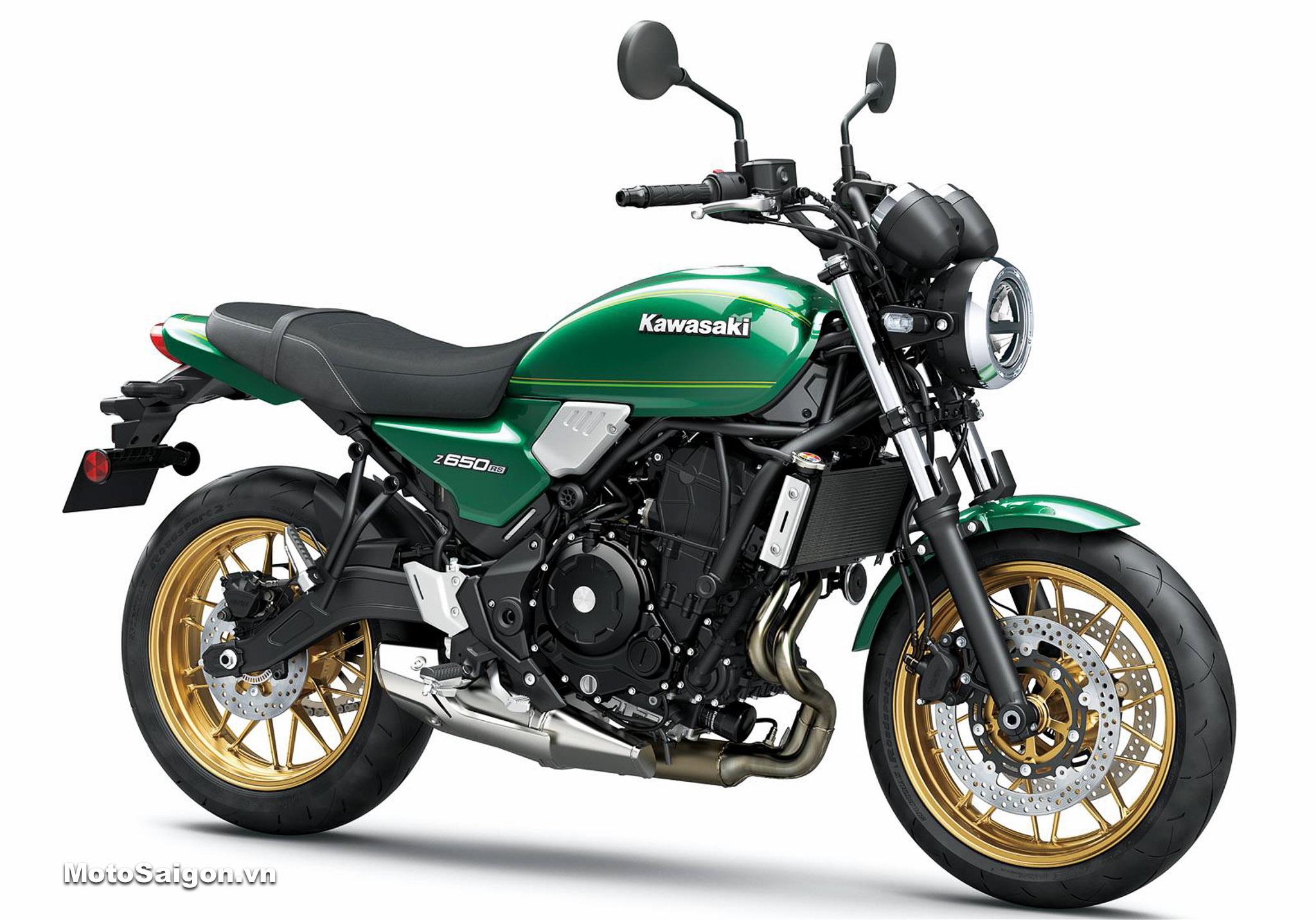 Kawasaki Z650RS chi tiết hình ảnh thông số kỹ thuật kèm giá bán