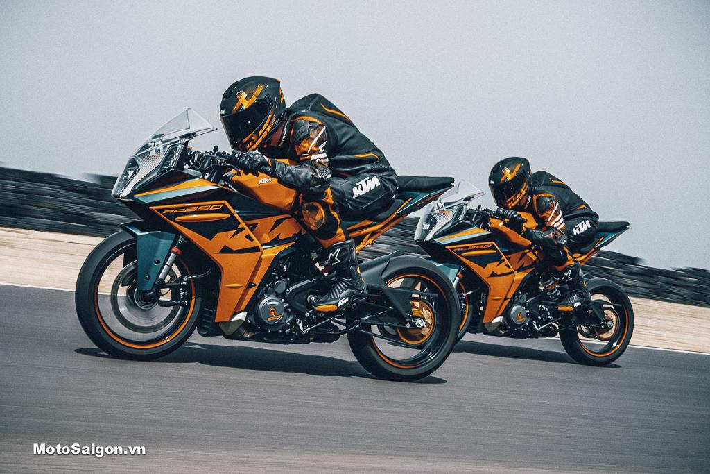 KTM RC 390 2022 đẹp hơn mạnh hơn giá bán sẽ rất hấp dẫn