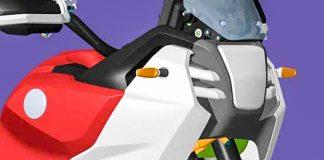 Benelli TRK 650 trang bị động cơ V-Twin lộ ảnh concept siêu độc