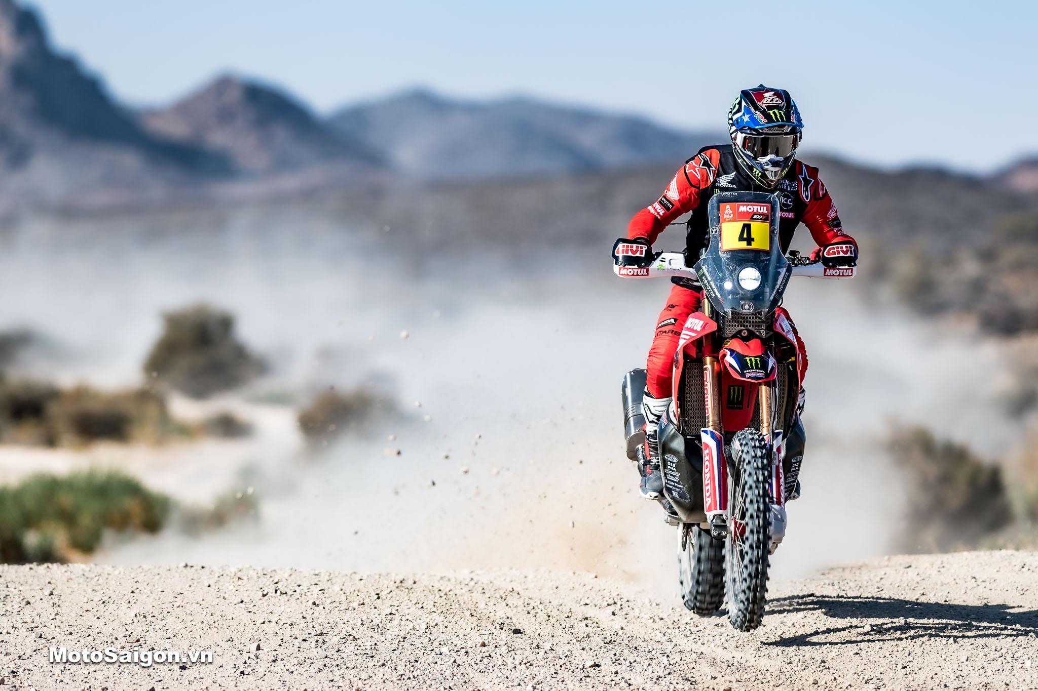 HVN thường xuyên cập nhật thông tin về đội đua Honda Racing Coporation và các giải đua quốc tế