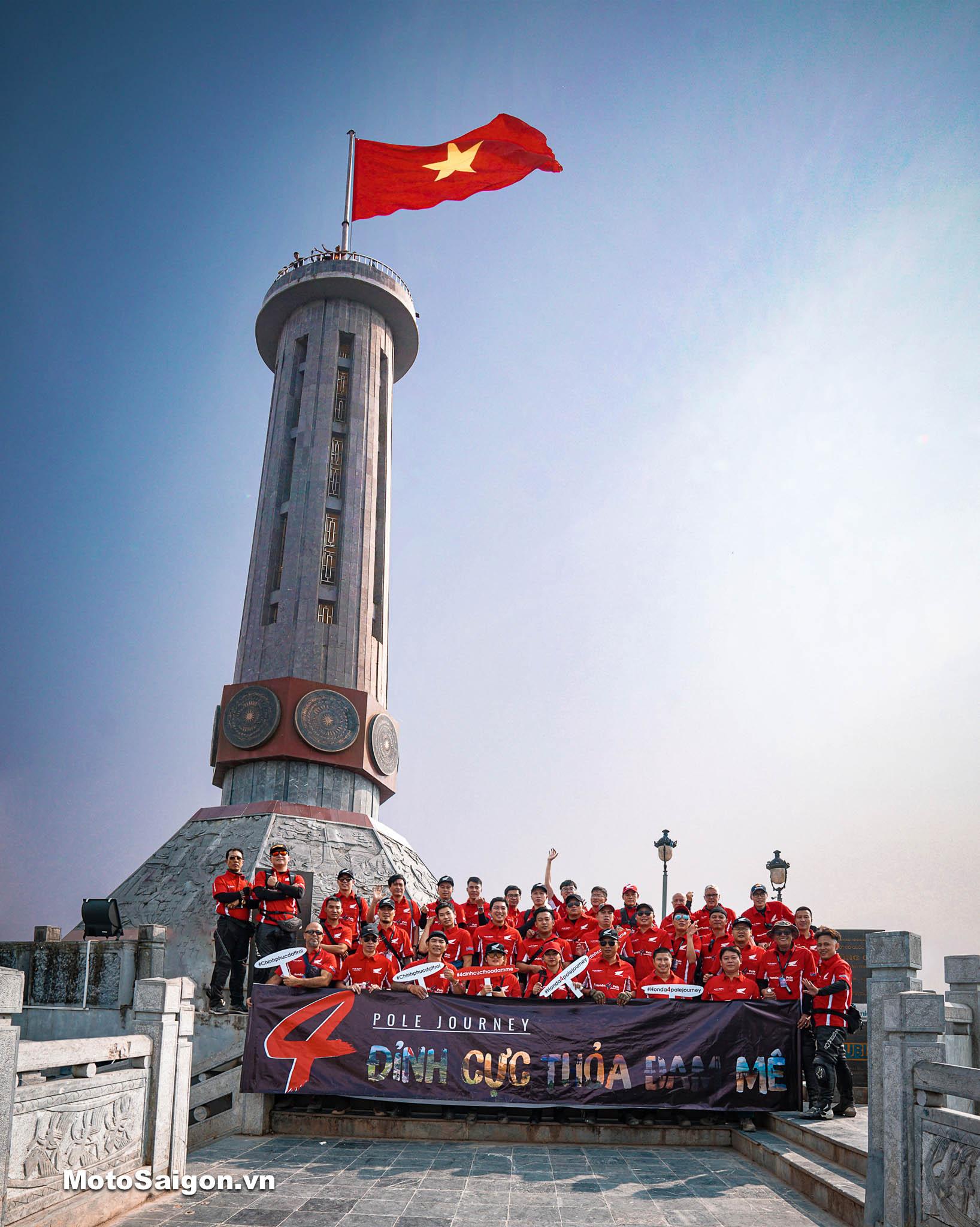 HVN tiếp tục tổ chức chuỗi sự kiện Chinh phục đất trời