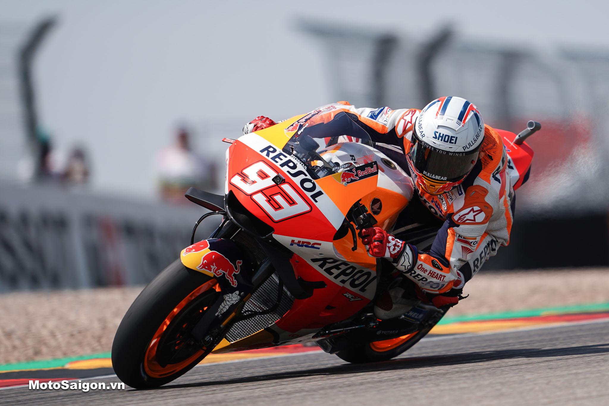 HVN tiếp tục tài trợ đội Repsol Honda Team. phát sóng 14 chặng MotoGP bằng tiếng việt