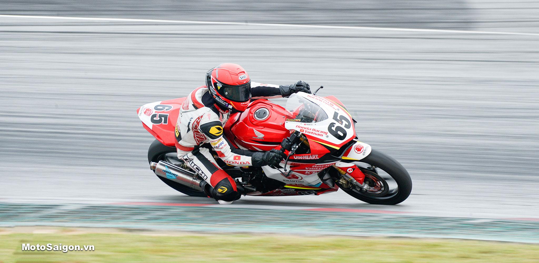 Honda Racing Vietnam là đội đua Việt Nam duy nhất thi đấu tại các giải quốc tế