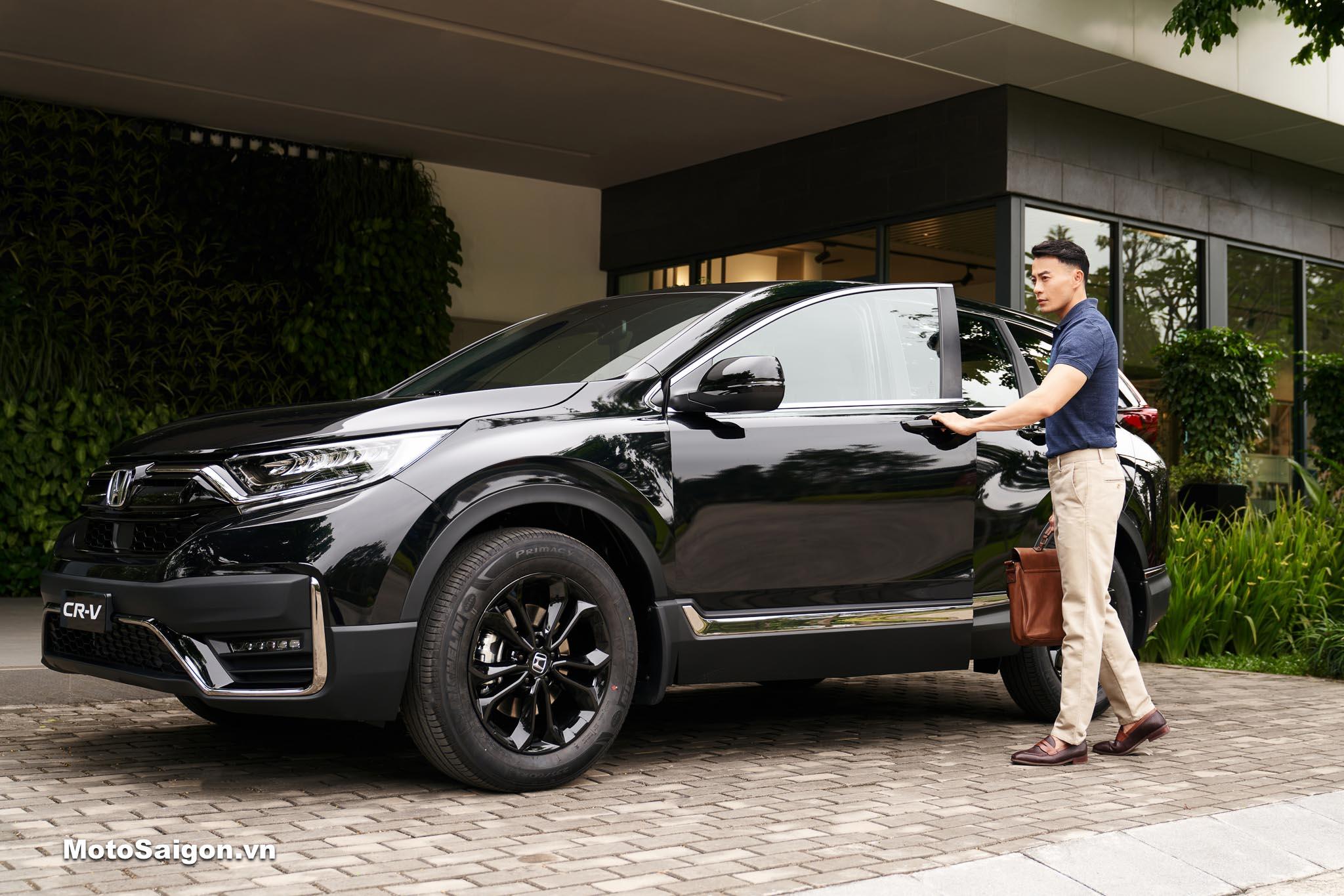 Phiên bản đặc biệt Honda CR-V LSE
